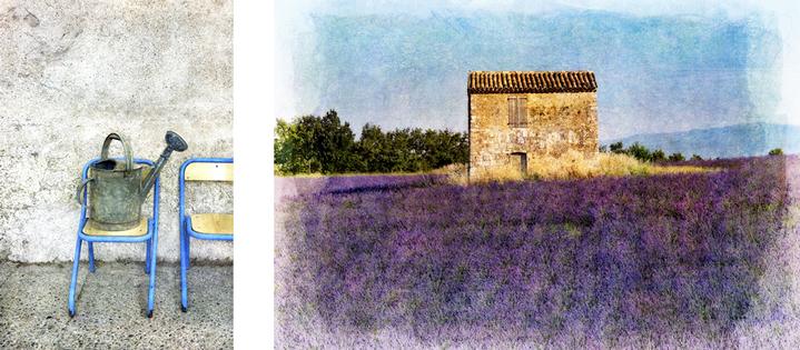 Provençal scenes