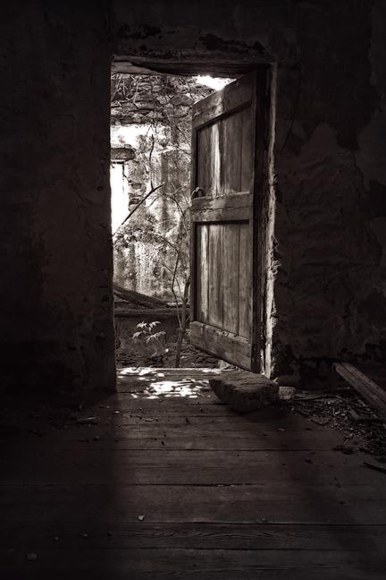 Through a Door Wildly
