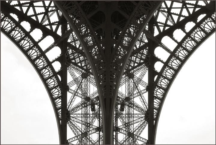 Eiffel Rorschach