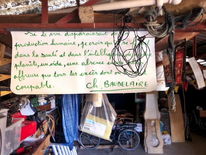 Quote Baudelaire