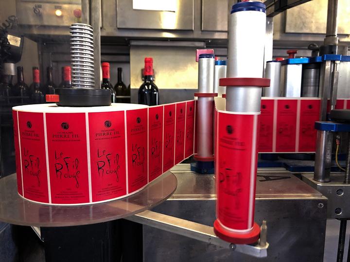 Fil Rouge Labels