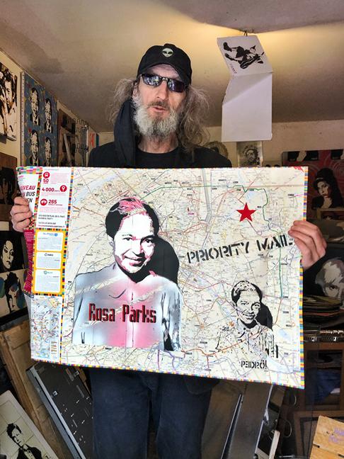 Peidro Rosa Parks